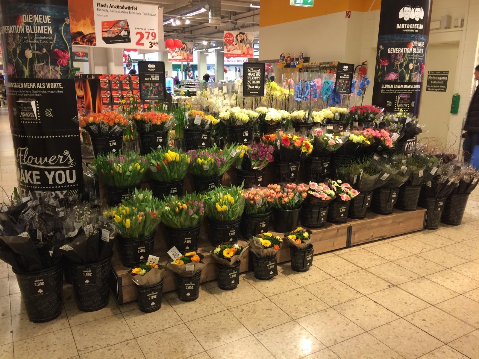 Verdel flower boxes